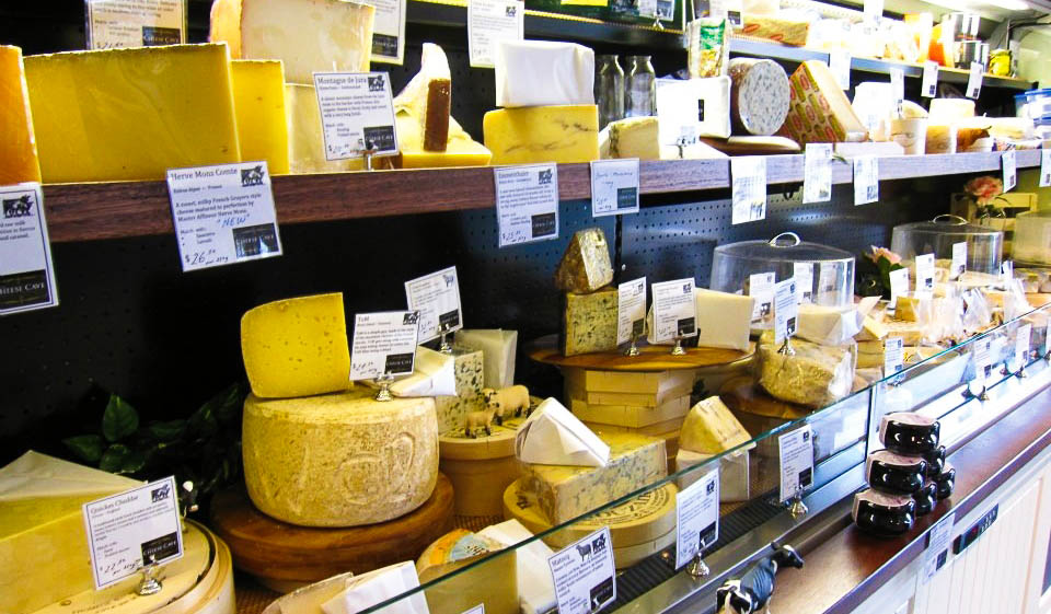 The Cheese Cave, Toorak, Melbourne