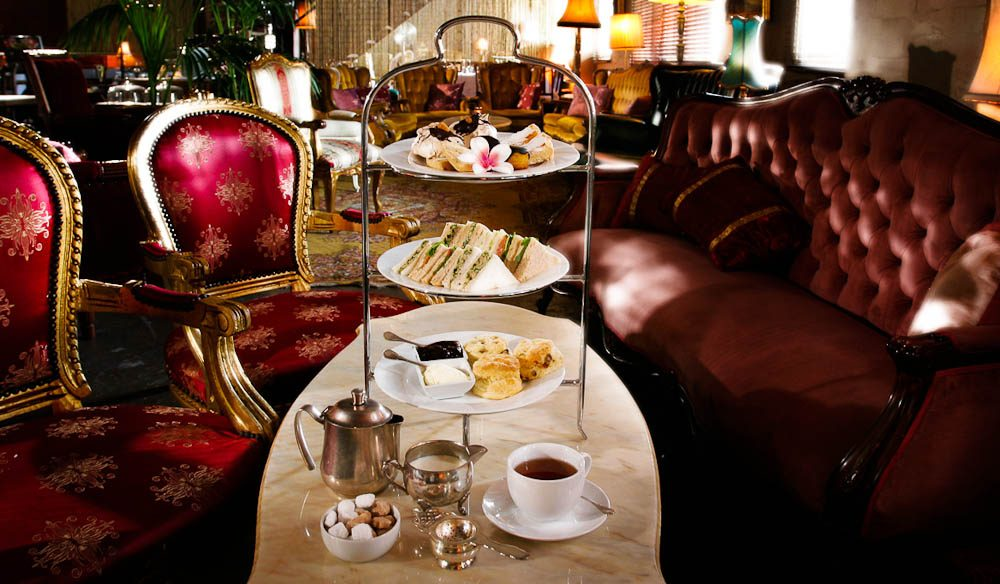 High Tea at The Victoria Room
