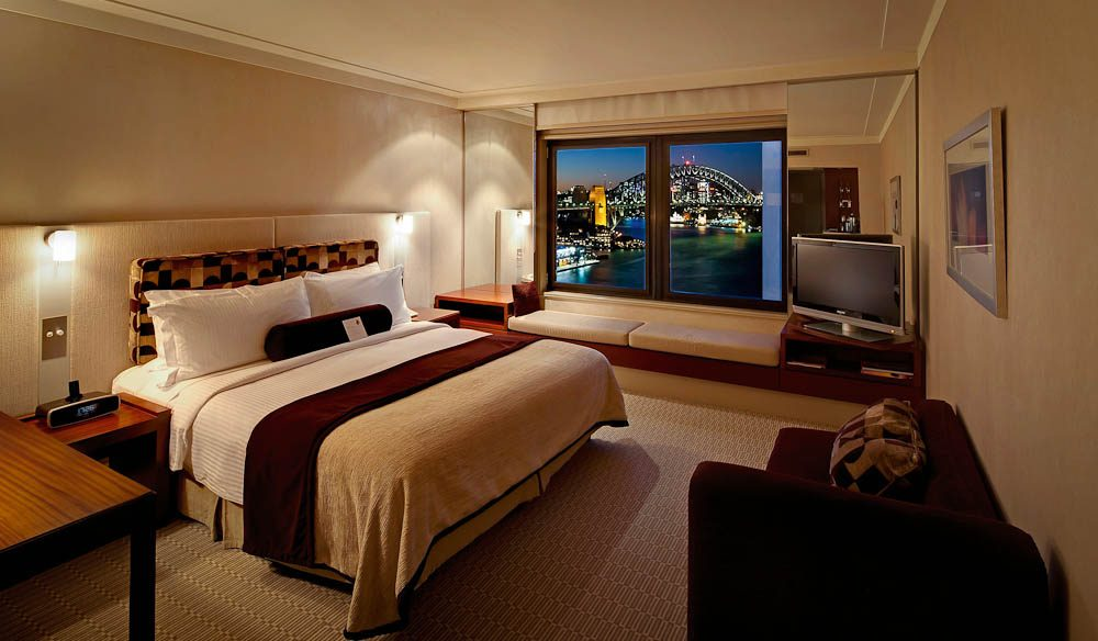 Splashing Out: Intercontinental Sydney, CBD