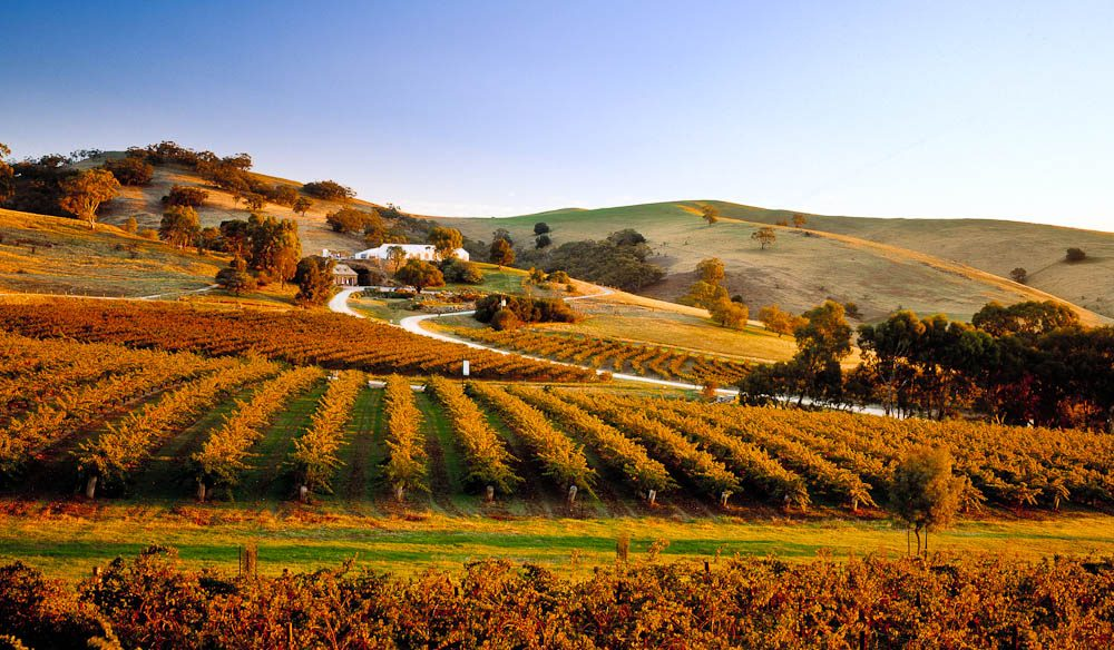 The good old Barossa