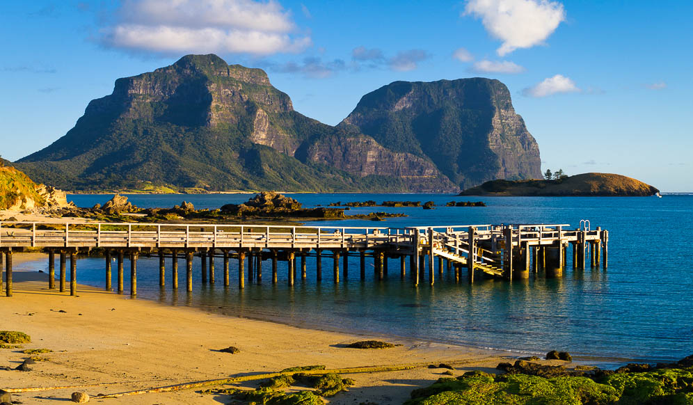 Lord Howe Island, Steve's mum's favourite