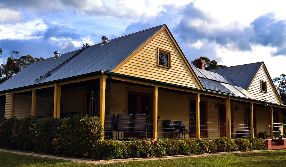 Mcananly Homestead, Beechworth, VIC