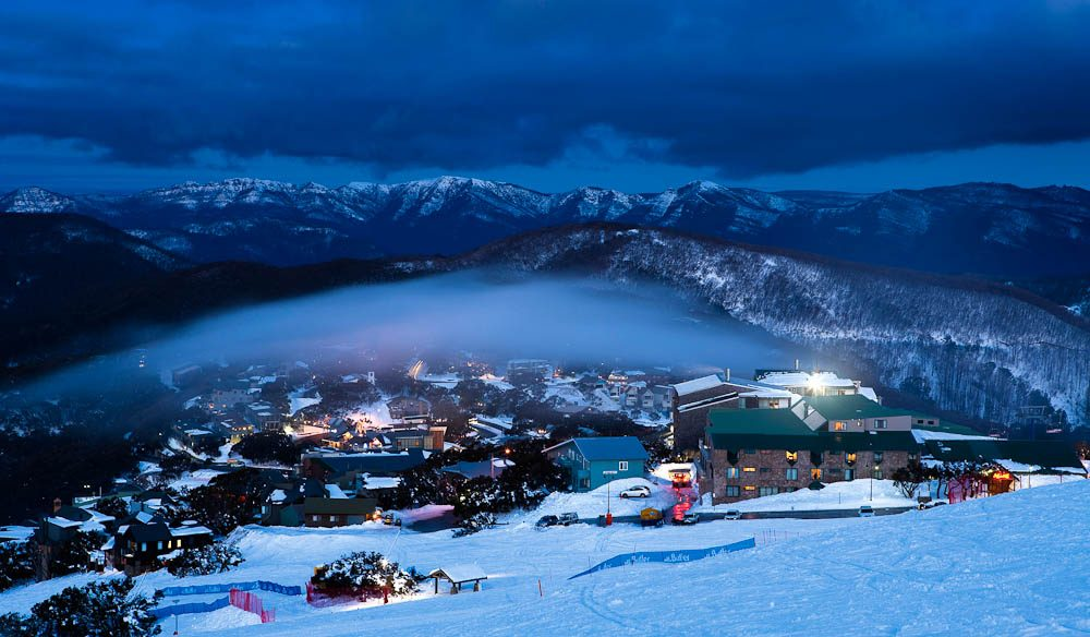 Cool Days, Hot Nights: Mt Buller, Victoria