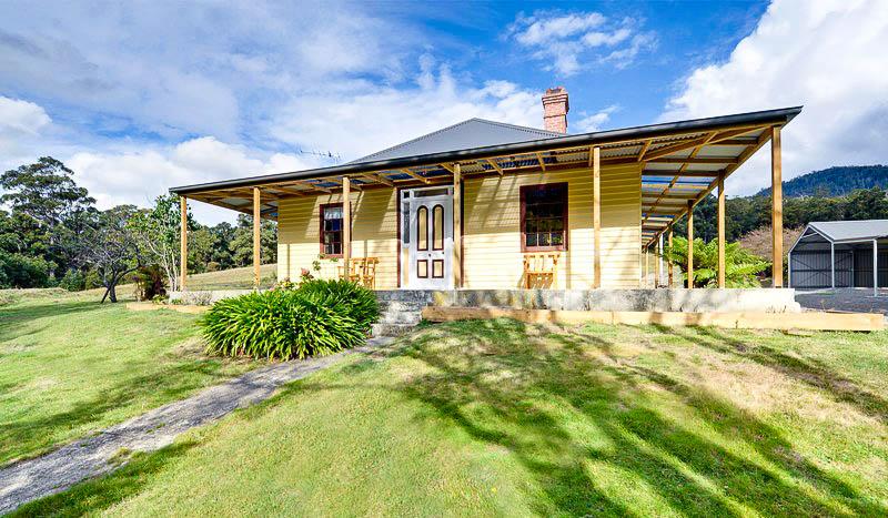 Skylark Homestead, Huon Valley, Tasmania