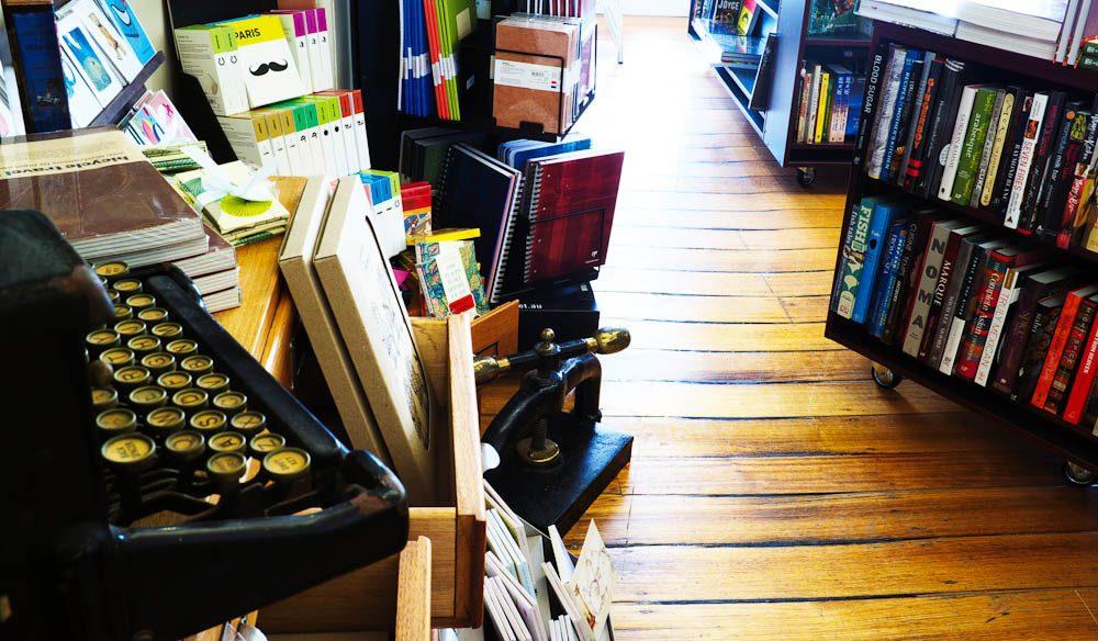 State Cinema Bookstore, Hobart, Tasmania
