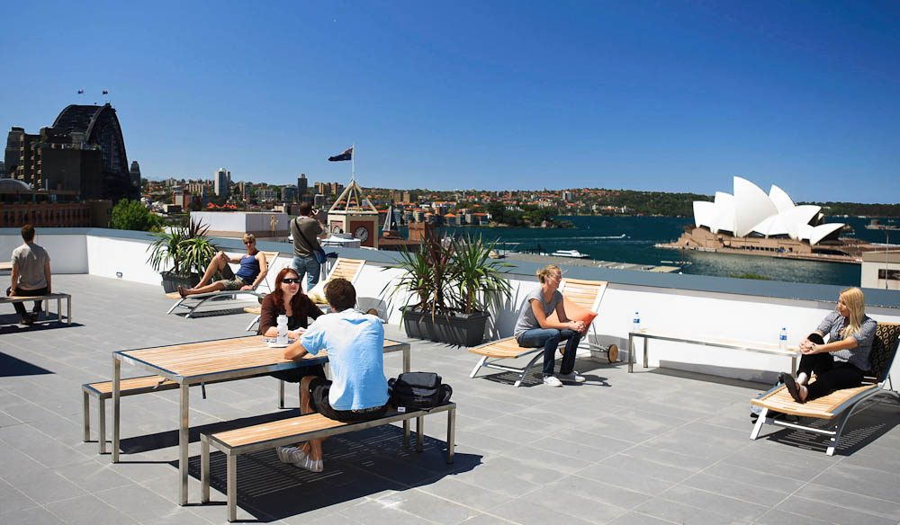 Affordable: Sydney Harbour YHA, The Rocks