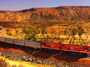 The Ghan is open for inspection by the public for the first time in four years.