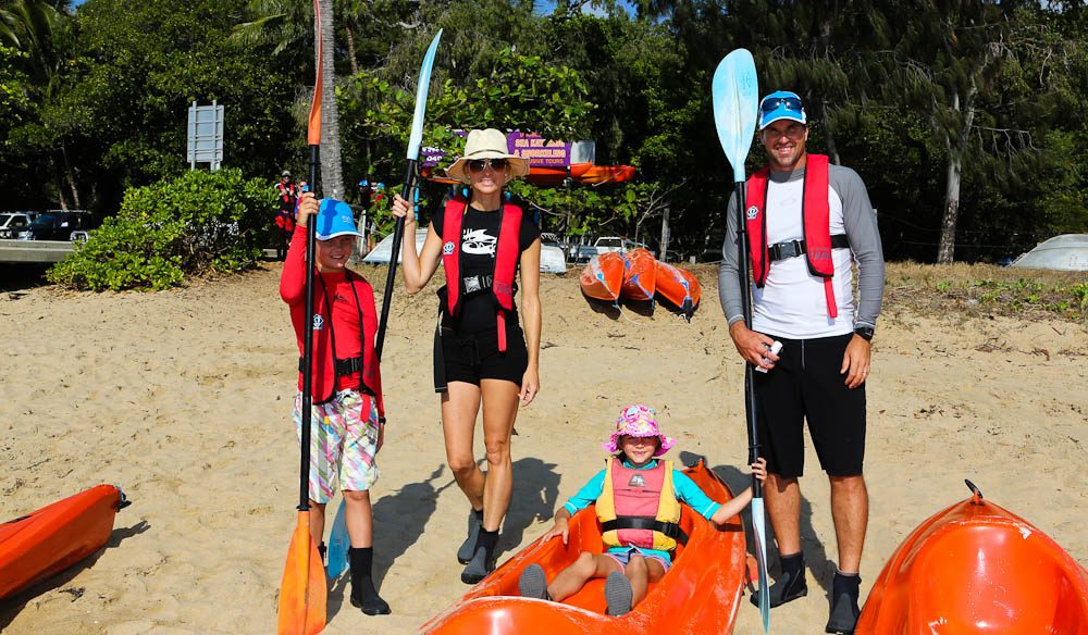 Pat Rafter's favourites: Out on the water with the family