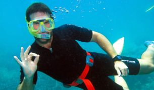 Pat Rafter's favourites: snorkelling, Great Barrier Reef