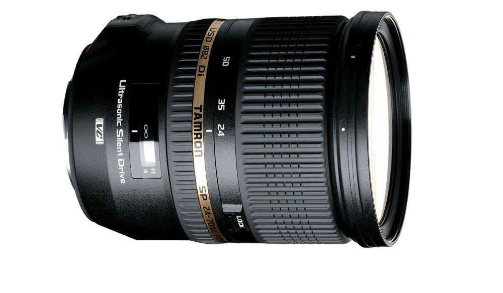 The Tamron SP 24-70mm F/2.8