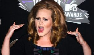 Adele's 'someone like you' is apparently the right tempo to soothe fearful flyers.
