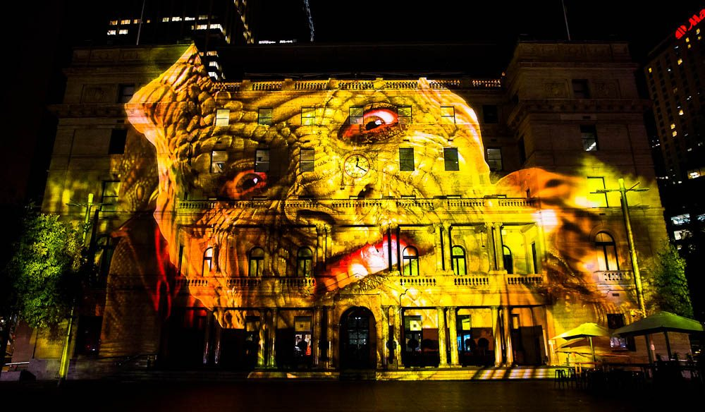 Vivid in Sydney comes to a crescendo over the long weekend
