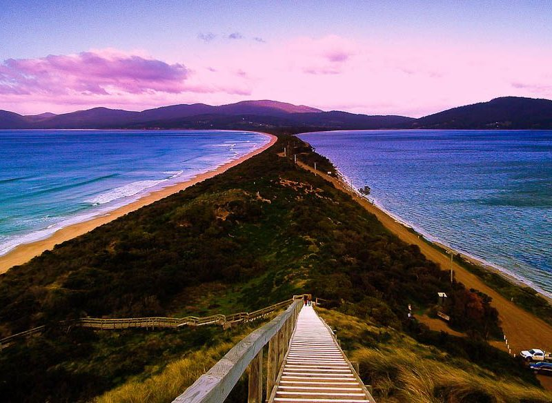 Adventure Bay Lookout, Tasmania (By: Harshada Madgulkar-Utgikar)
