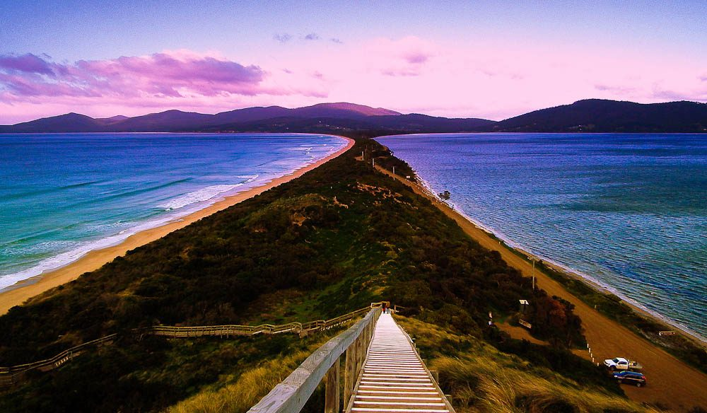 Adventure Bay Lookout, Tasmania (By: Harshada Madgulkar-Utgikar)