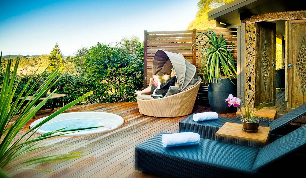 A weekend of pampering and relaxation at Gaia, Byron Bay
