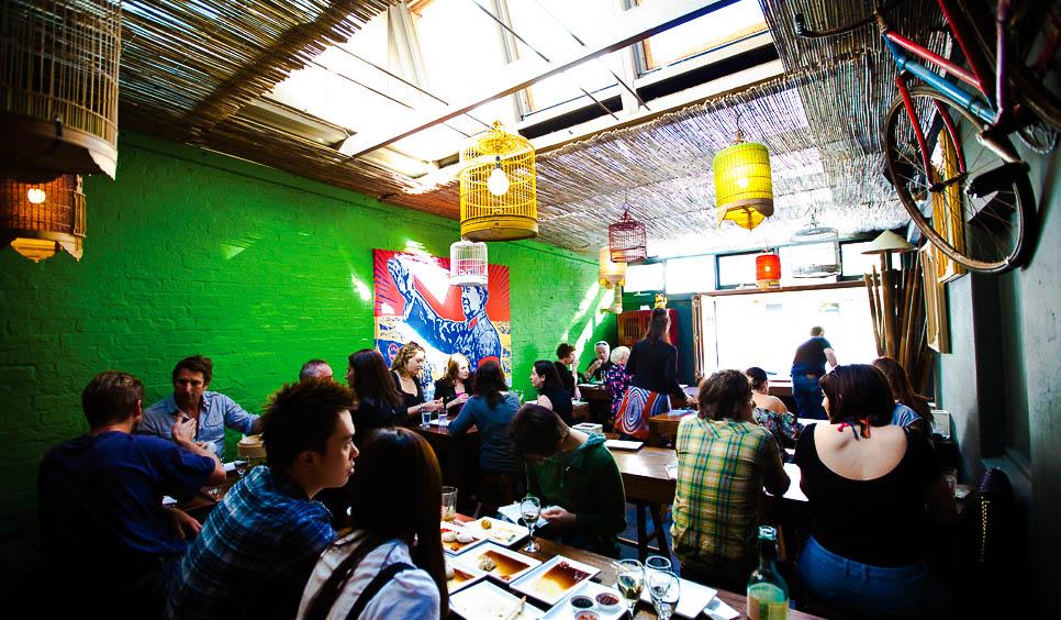 Bamboo Dumpling Bar, Surry Hills