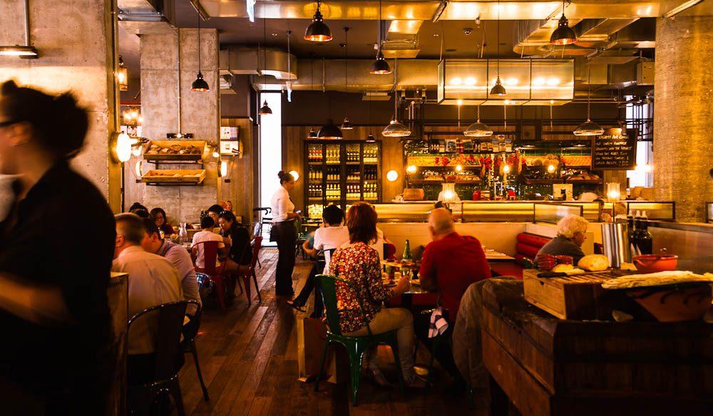 Jamie's Italian, Perth