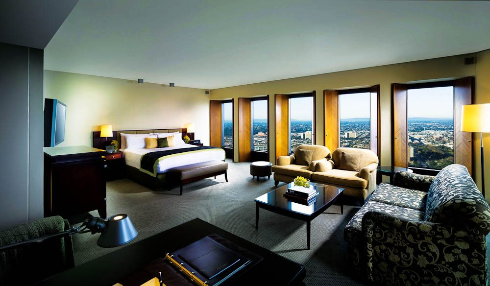 Junior Suite, Sofitel Melbourne