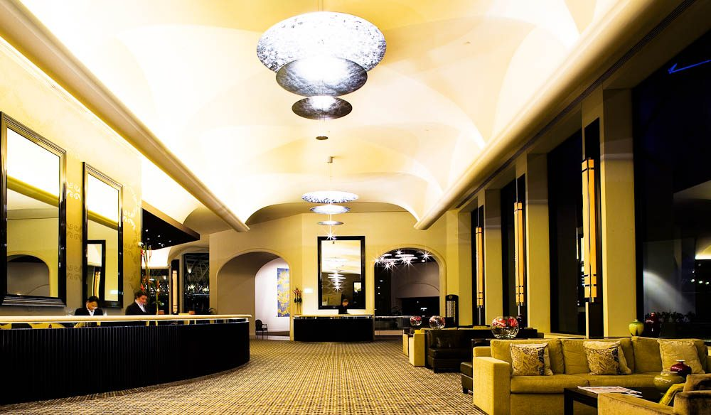 Lobby, Sofitel Melbourne