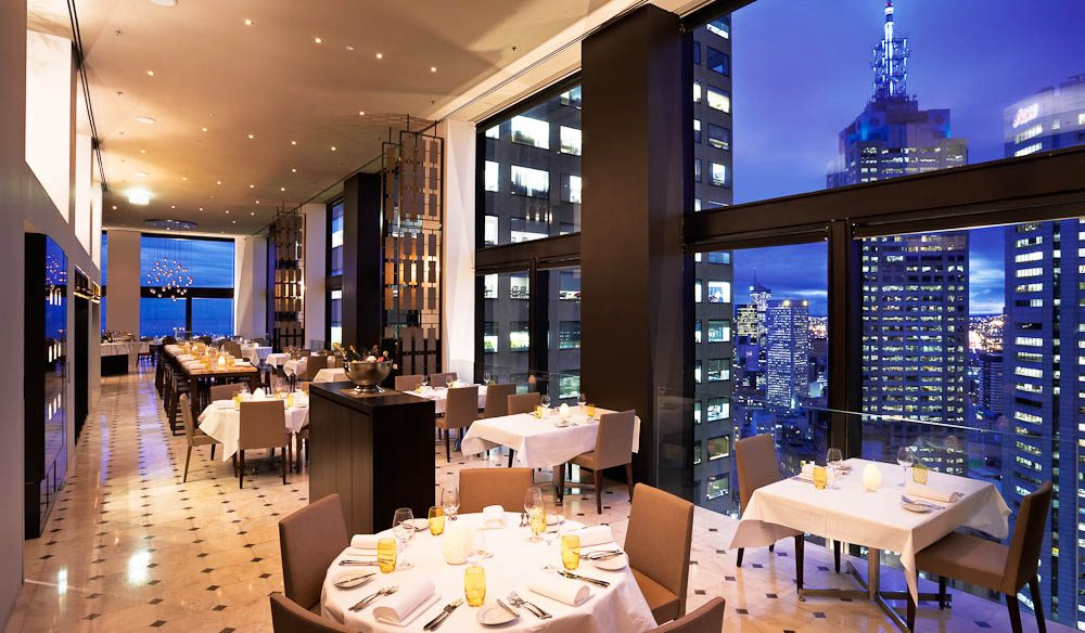 Food with a view, Sofitel Melbourne