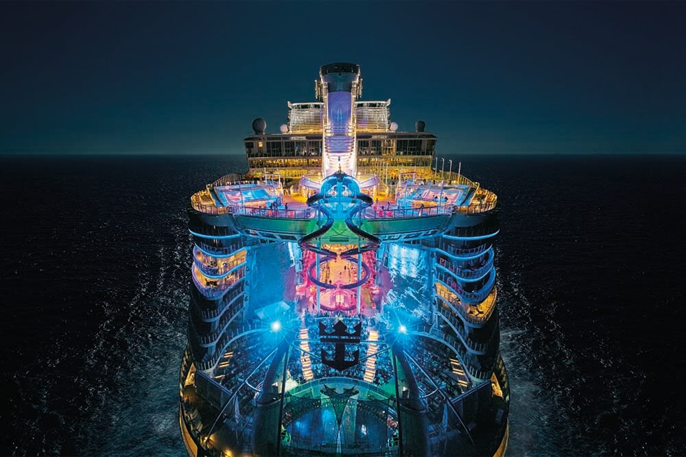 Symphony of the Seas, Royal Caribbean Cruise Lines