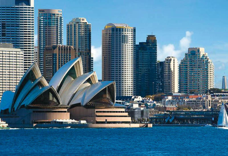 It has been 10 years since Shangri-La took over from ANA in Sydney.