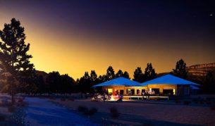 There will be 15 new luxury safari tents opening at Wilpena Pound, SA, by September.