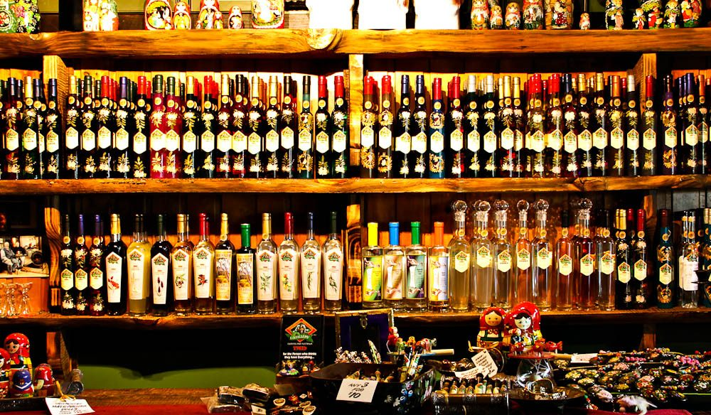 Tamborine Mountain Distillery in the Gold Coast Hinterland