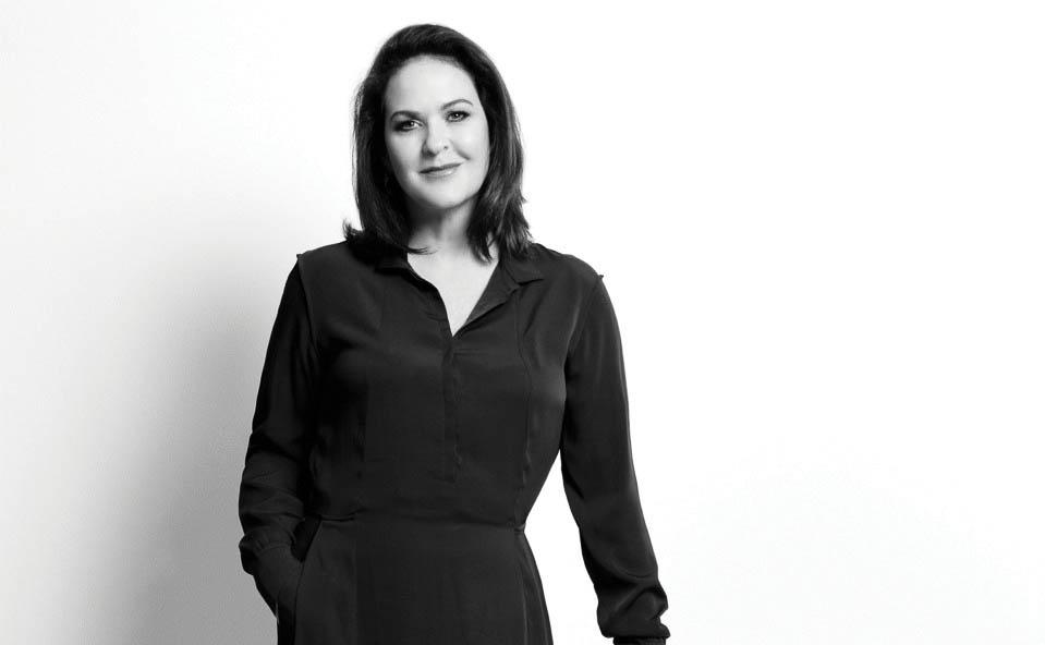 Former Vogue Australia editor Kirstie Clements.