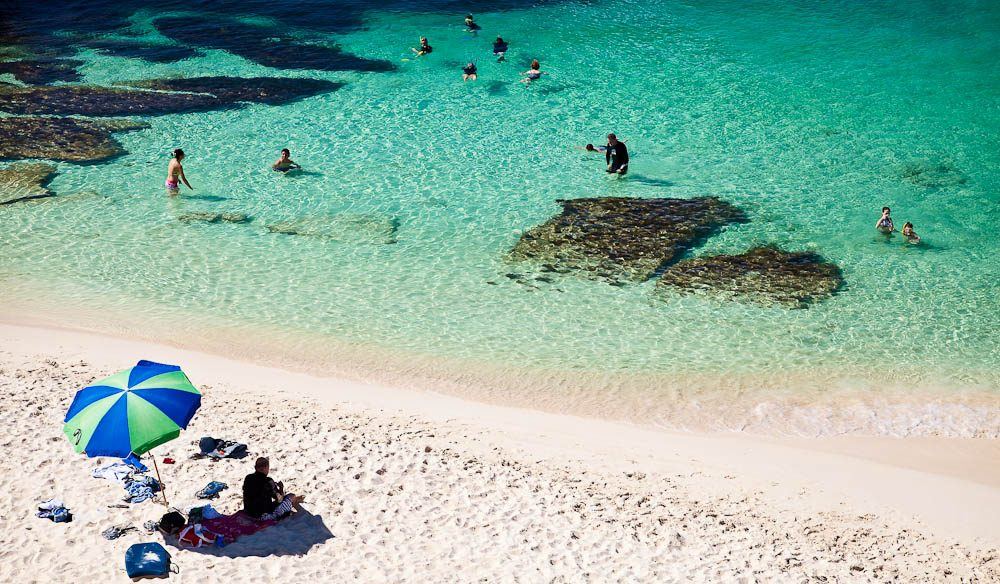 The beach holiday is not Australia's number-one holiday choice, according to a new survey by Expedia.
