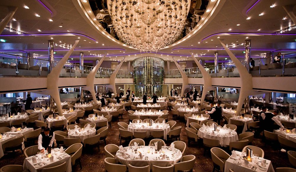 Grand Lounge, Celebrity Solstice.