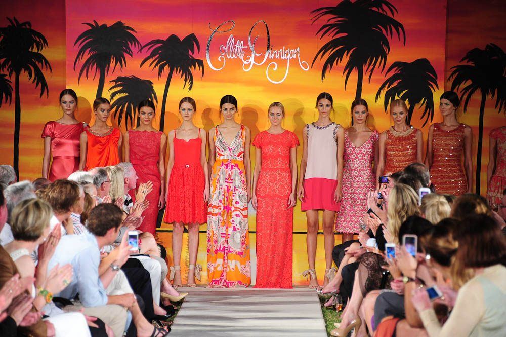 Collette Dinnigan's Resort Show and  Cocktail Party, Audi Hamilton Island Race Week is a rare step away from the runways of Paris for the designer.