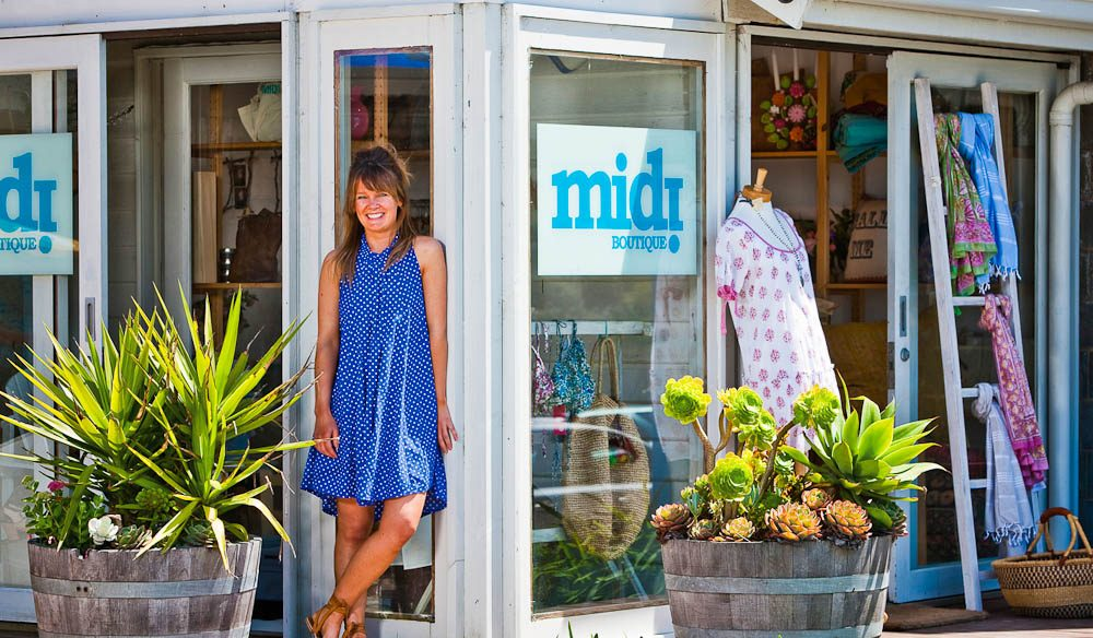 Local Knowledge: Jess Young, Midi Boutique (photo: lovelorne.com)