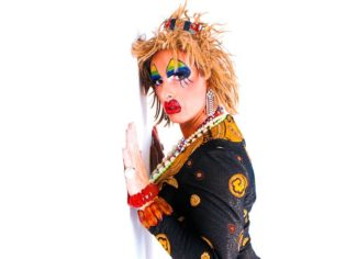 Joyce Maynge will be performing Australia's highest drag show at Mouth Hotham as part of Frosty Fruits ski week.