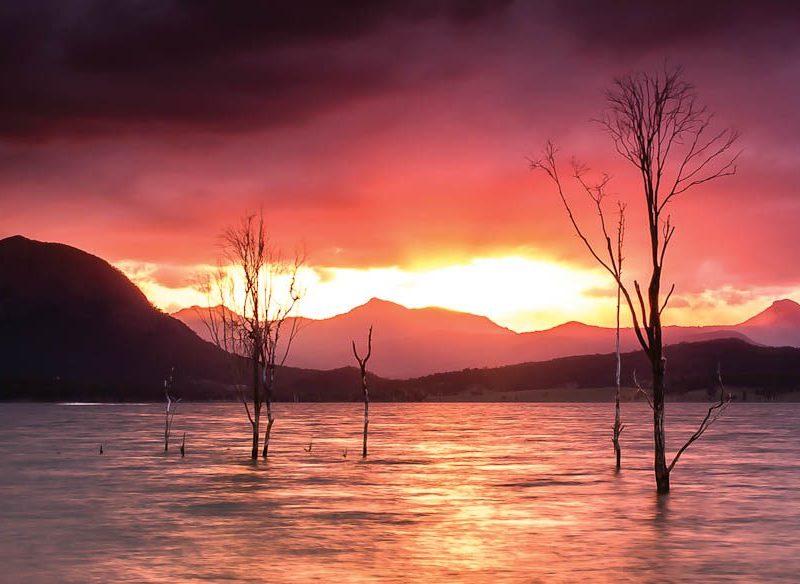 Lake Moogerah, Queensland (Clint Carter).