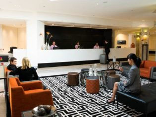 New Lobby, New Name: Mercure Sydney 'International' Airport.