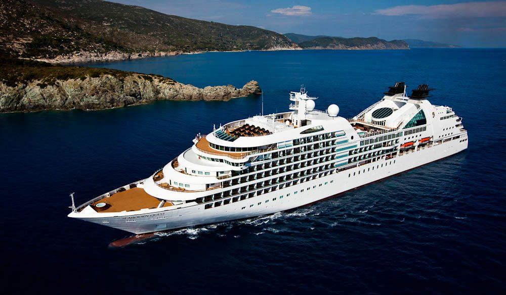 Seabourn Quest cruise