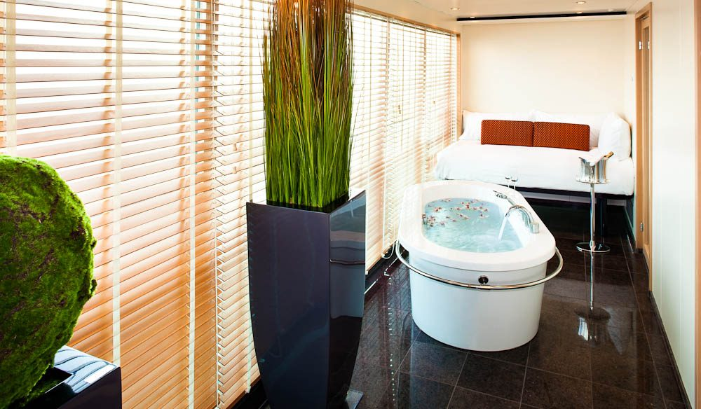 Wintergarden Suite (Solarium), Seabourn Quest