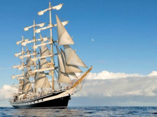 There are crew spaces available for the Tall Ship Festival that will celebrate the Royal Australian Navy's first entry into Sydney Harbour.