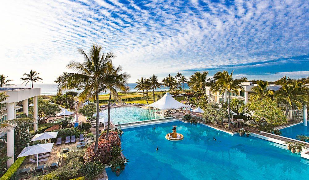 The Sheraton Mirage, Gold Coast, has received a $26-million upgrade.