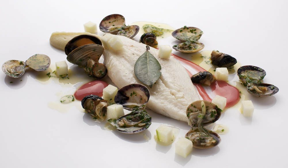 Well executed 'cross-cultural' seafood dishes are integral to MONA's menu.