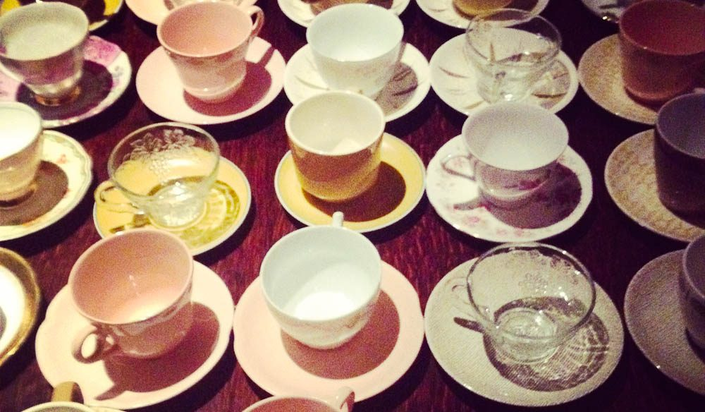 Tea time(s many) in the Melbourne 'you've been dying to meet'.