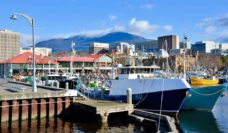 Hobart is the second friendliest town in the world, according to the readers of Conde Nast Traveler.