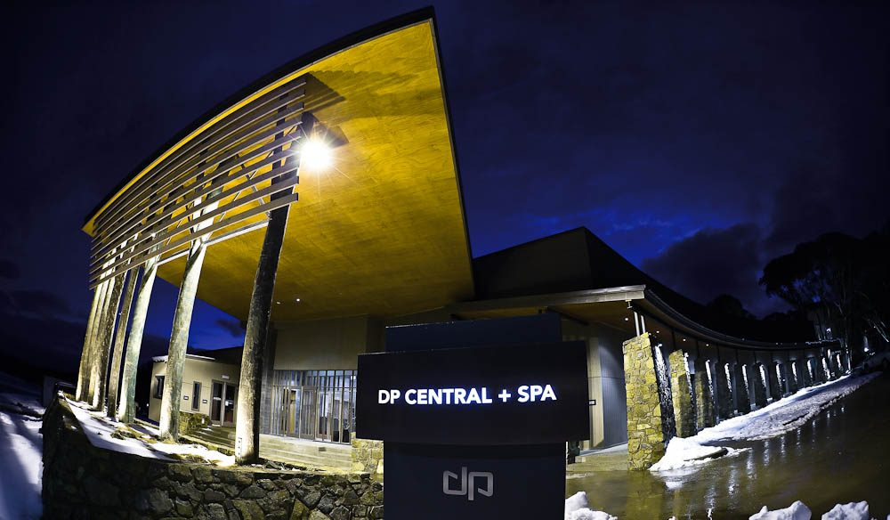 Onsen Spa and Retreat, Mt Hotham.