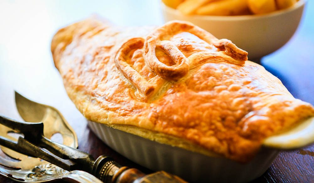 Keep your eye on that pie in Australia's hottest gourmet secret destination.