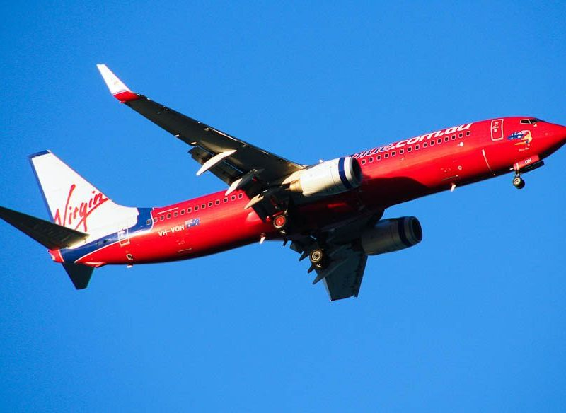 $140 a month plan with Virgin Mobile gets you one free flight (within the Pacific).