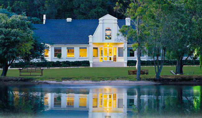 Five-star cooking classes at Cape Lodge, Margaret River, WA.
