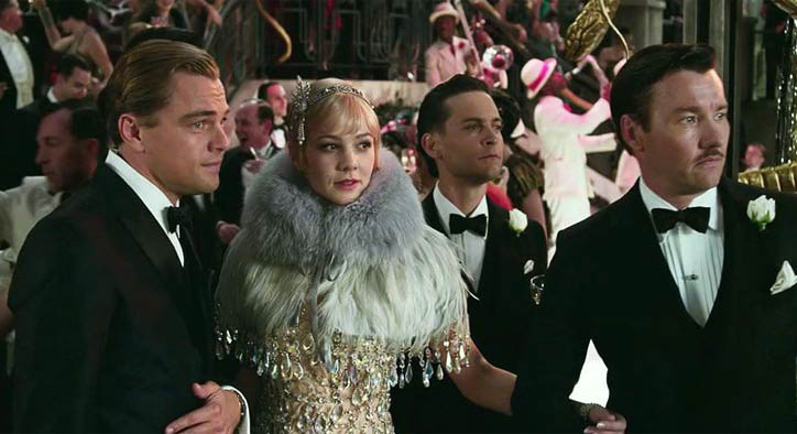 Catherine Martin's latest major project: The Great Gatsby.