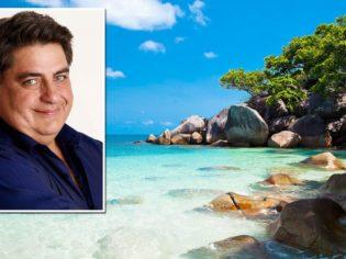 MasterChef's Matt Preston's favourite holiday destination? Magnetic Island.