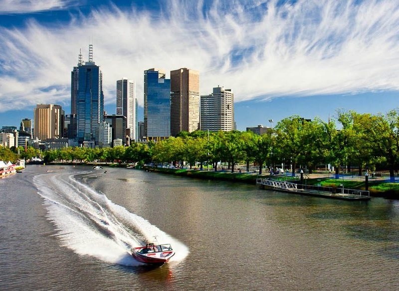 Moomba falls during the high point of Melbourne's eclectic year-round festival schedule.